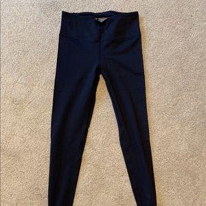 Victoria's Secret Stirrup Leggings Navy